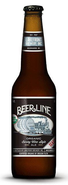 Lakefront Beer Line Barley Wine