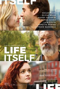 Antonio Banderas, Oscar Isaac, Olivia Wilde, and Olivia Cooke in Life Itself 2018 Movies, Netflix Movies, Top Movies, Movies To Watch, Movies Online, Best Drama Movies, Oscar Isaac, Olivia Wilde, Films Hd