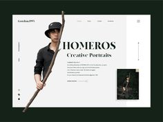 Creative Portraits Page by Creative Portraits, Page Design, Photos, Pictures