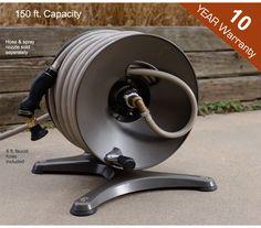 Free Standing Garden Hose Reel   150 Ft.   Rapid Reel $155