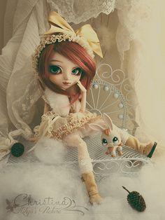 Doll Pullip Custom Christina - SOLD - by Kikyô ★⋆*· (busy- I don't take order), via Flickr