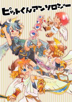 Kid Icarus/Hikari Shinwa: Palutena no Kagami.