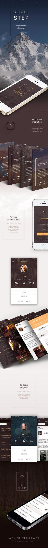 Single Step app