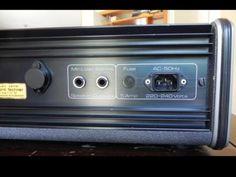 Bell GA125 Bassverstärker Vintage