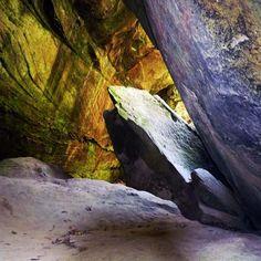 Dismals Canyon, Alabama
