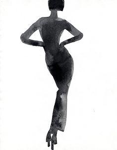 Mats Gustafson, Vogue Espana long skirt