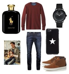 """Niall Horan Style"" by hannahkennedy19 ❤ liked on Polyvore featuring Jack & Jones, Movado, Polo Ralph Lauren, Lacoste, prAna, Givenchy, men's fashion and menswear"