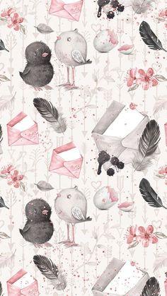 Bird illustration pattern ideas ideas Informations About Bird illustration pattern ideas 5 Bird Wallpaper, Print Wallpaper, Screen Wallpaper, Pattern Wallpaper, Galaxy Wallpaper, Cute Backgrounds, Wallpaper Backgrounds, Wallpaper Ideas, Iphone Backgrounds