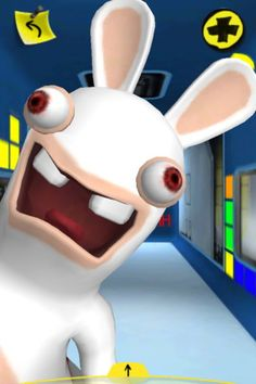 The App Store and Facebook become Rabbids