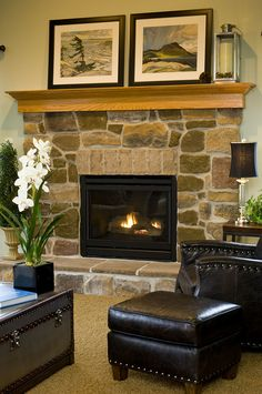 Family Room Fireplace | Flickr - Photo Sharing!
