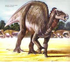 Iguanodon luisvrey