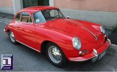 1960 Porsche 356B T5 - Classic all the way! Rick loves the 356 C or SC 1965 Porsche convertible - anyone have one for sale?