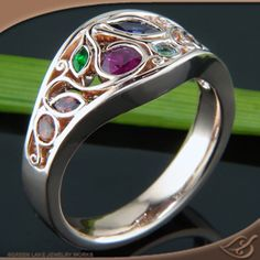 Custom Design at Green Lake Jewelry Works