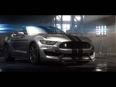 I'm totally getting one if I can!!!  The all-new Shelby GT350 #Mustang has 500 horsepower.