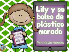 Lily y su bolso morado por Kevin Henkes (+playlist)