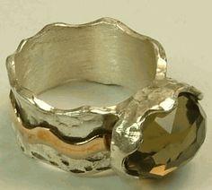 Semi Precious stones rings