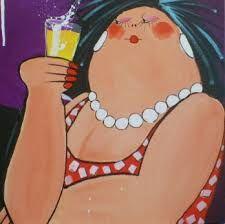 Afbeeldingsresultaat voor dikke dames