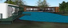 B & B, Bungalow, Vineyard, Cottage, Outdoor Decor, Design, Home Decor, Homemade Home Decor, Casa De Campo