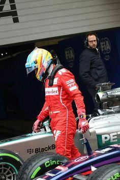 Fernando Alonso @ the 2014 FORMULA 1™ UBS CHINESE GRAND PRIX #F1 #Shanghai