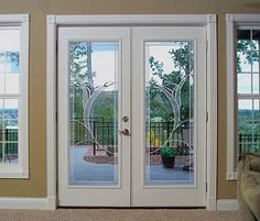 French Patio Doors With Blinds (485×415)