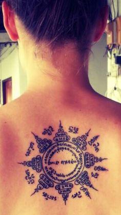Idee für ein Tattoo mit Daten, Namen etc.