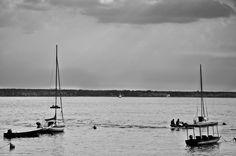 Jezioro Turawskie. Fot. radio RMF FM Sailing Ships, Boat, Dinghy, Boats, Ship