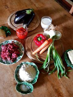 Love is in the food Le Cordon Bleu, Relleno, Carne, Cooker, Vegetables, Blog, Recipes, Gastronomia, Shape
