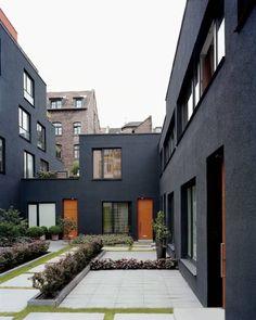 Quartier 21 in Köln, Stadtplanung, Architektur - baukunst-nrw