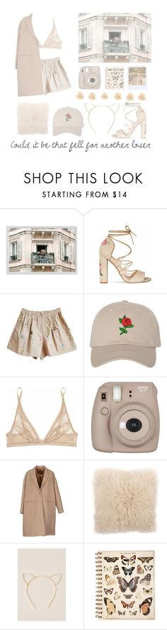 """In My Feelings"" by xdarkparadise ❤ liked on Polyvore featuring Pottery Barn, Calvin Klein Underwear, Fujifilm, Neil Barrett, V Rugs & Home, Francesca's and Band of Outsiders"