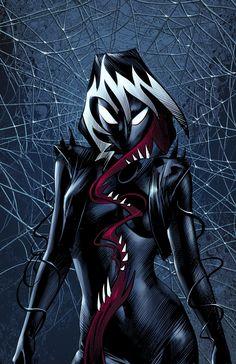 The Venom Site: spider-gwen 25 variant