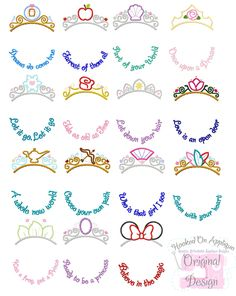 Tiara Phrase Bundle