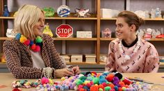 Crafting with Allison Williams | Harper's Bazaar The Look: On the latest from The Look, host Laura Brown interviews Girls actress Allison Williams