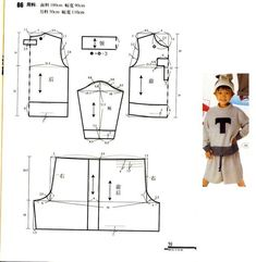 Kids Clothes Patterns, Kids Patterns, Clothing Patterns, Dress Patterns, Sewing For Kids, Baby Sewing, Kids Summer Dresses, Make Your Own Clothes, Boys Shirts