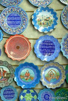 Iran: Daily Photos of Art and Persian History Persian Decor, Persian Restaurant, Persian Culture, Iranian Art, Creative Photos, Daily Photo, Islamic Art, Art And Architecture
