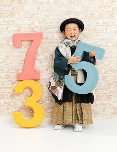写真館ピノキオ荻窪 七五三 写真館 フォトスタジオ 七五三記念 753 5歳 絵羽織 Rite Of Passage, Children Photography, Kids Fashion, Kimono, Photoshoot, Education, People, Baby, Photo Shoot