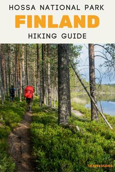 A guide to exploring Hossa National Park in Finland, an incredibly uncharted and scenic expanse in Finland's Wild Taiga Region. Best destinations for summer travel in Finland. | Blog by Travel Dudes