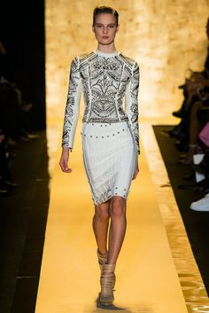 Serendipitylands: HERVE LÉGER BY MAX AZRIA - FASHION SHOWS NEW YORK ...