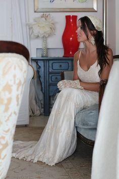 #lupimaurette #bride #novia #paraje de almas #produccion #weddingdress #wedding #bride #novia #vestidodenovia #boho #hippie