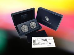 2013 US Mint American Eagle West Point Two-Coin Silver Set w// Box /& COA S40 MINT
