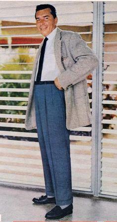 163 Best 1950s Men's Fashion images | 1950s men, 1950s