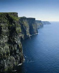 Cliffs of Moher...