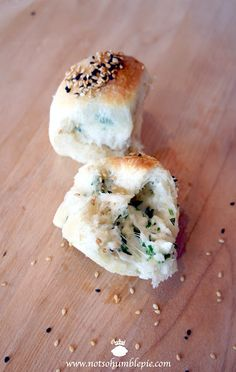 Halloumi & Herb Cheese Rolls from Not So Humble Pie...Oh cheese, you are going to be the death of me...