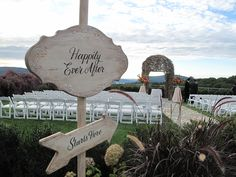 Our wedding at The Garrison