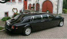 Rolls Royce Phantom Stretch Limosine