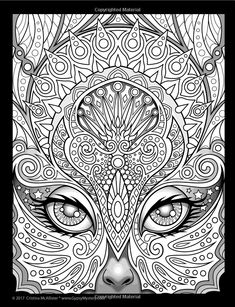 "Lost Lumina Coloring Book: A Sequel to ""The Lumina Chronicles"" (Volume Printable Adult Coloring Pages, Cute Coloring Pages, Coloring Books, Colorful Drawings, Colorful Pictures, Mandala Art, Mandala Coloring, Art Plastique, Art Pages"