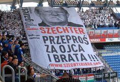 Szechter - przeproś za ojca i brata !!!