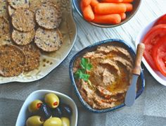 Flash in the Pan: Byesar (Fava Bean Hummus): a quick, easy and high-protein alternative to the classic hummus!
