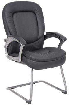 Boss B7109 -Pillow Top Guest Chair   Sale Price: $141.33
