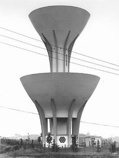Water Tower, ARRAS, PAS-DE-CALAIS 1979