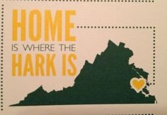 Home is where the hark is! The College of William & Mary, Williamsburg VA (sooo nerdy but I love this)